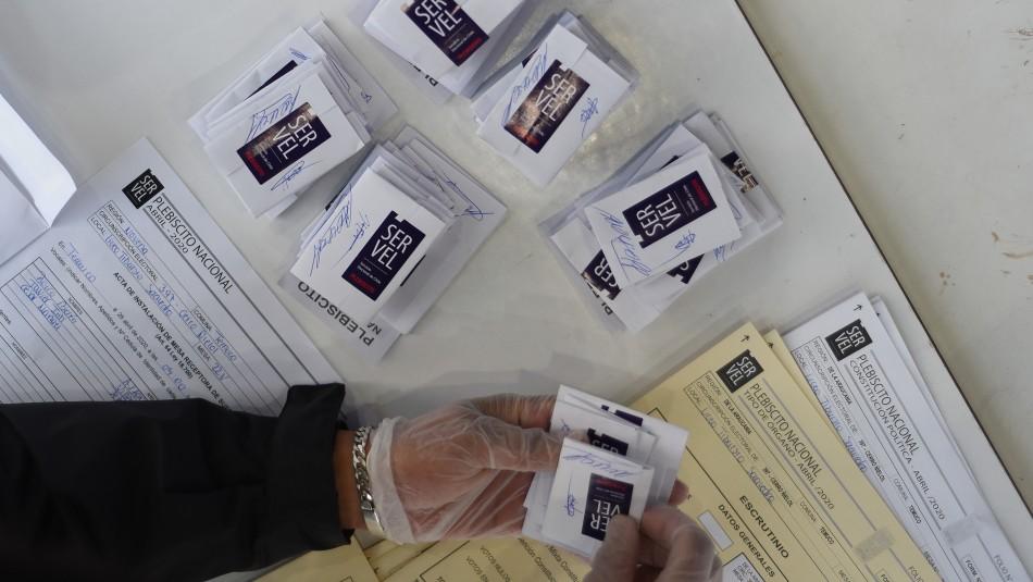 Gobierno convoca a elección de los miembros de la Convención Constitucional
