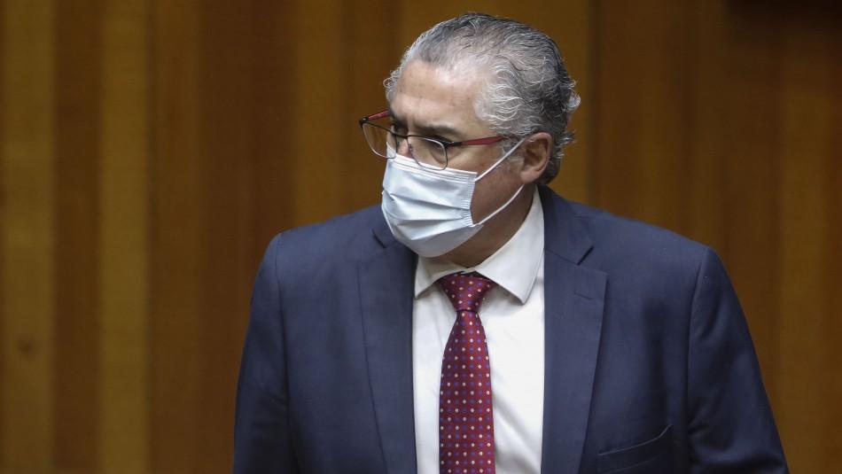 Senador Pizarro y votación del proyecto de 10% del Gobierno: Es