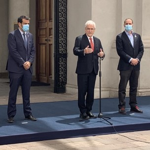 Piñera por proyecto para adelantar elecciones: