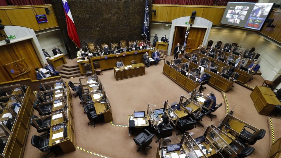 Retiro del 10%: Este jueves continuará debate y votación del proyecto de reforma constitucional