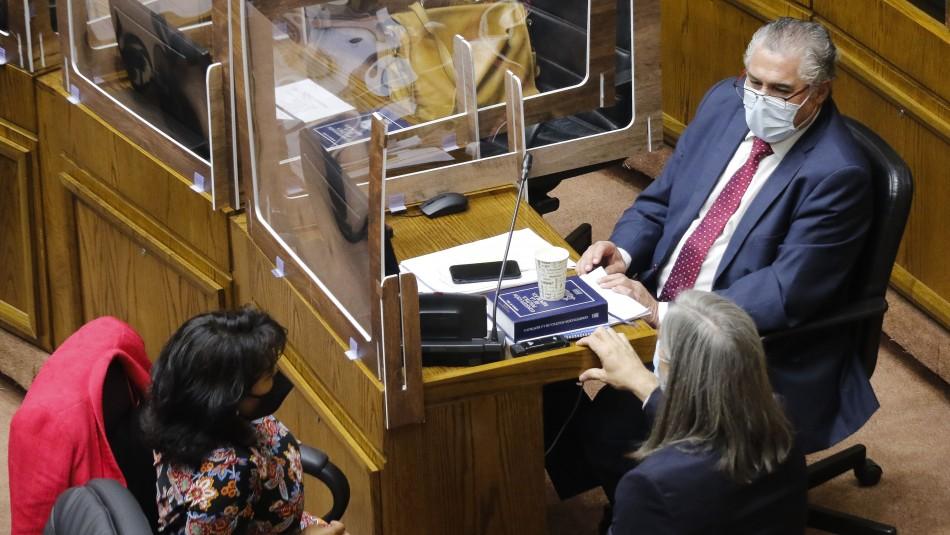 Senador Pizarro y segundo 10% de la oposición: