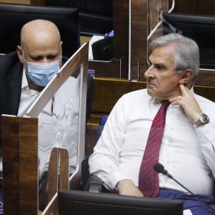 Los votos a favor, en contra y abstenciones en el rechazo del proyecto de 10% de la oposición