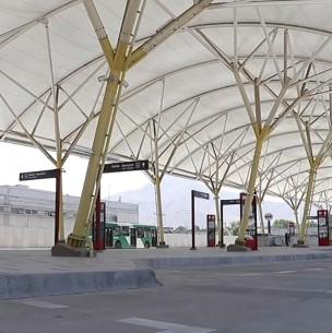 Estación intermodal Los Libertadores estará disponible desde este sábado