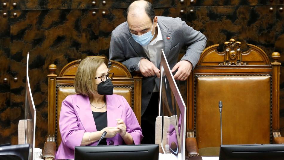 Segundo 10%: Senado rechaza proyecto de oposición y pasa a comisión mixta