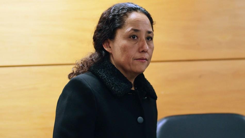 Amenazas a fiscal Chong: detienen a 8 personas por amedrentamientos