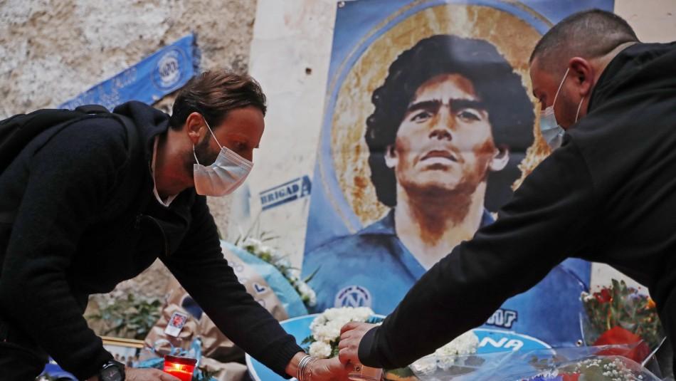 Justicia argentina investiga si hubo negligencia en la muerte de Diego Armando Maradona