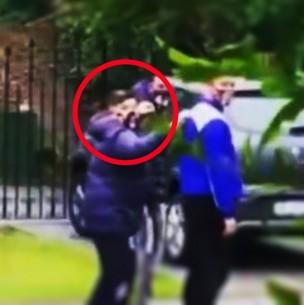 Difunden el último video que se habría capturado de Diego Maradona antes de morir