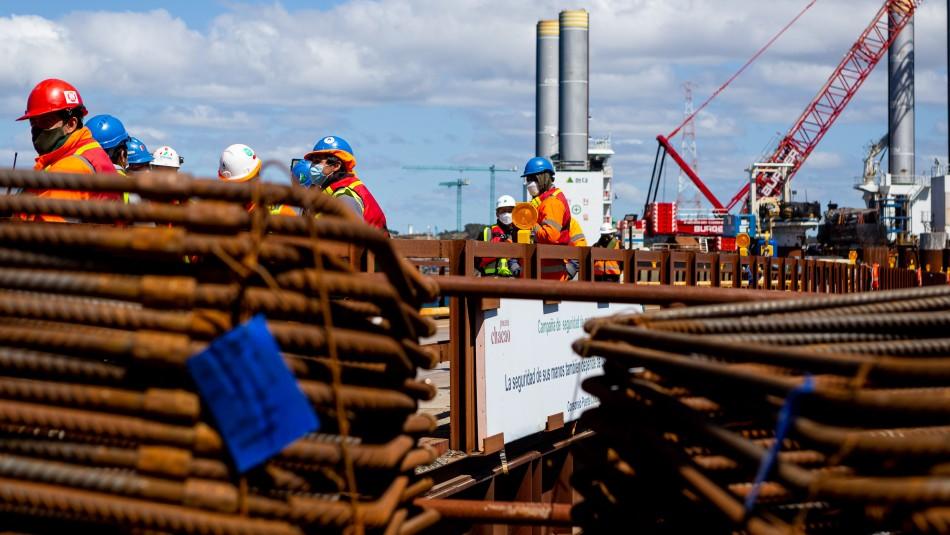 Economía chilena recuperó 302 mil empleos en los últimos meses