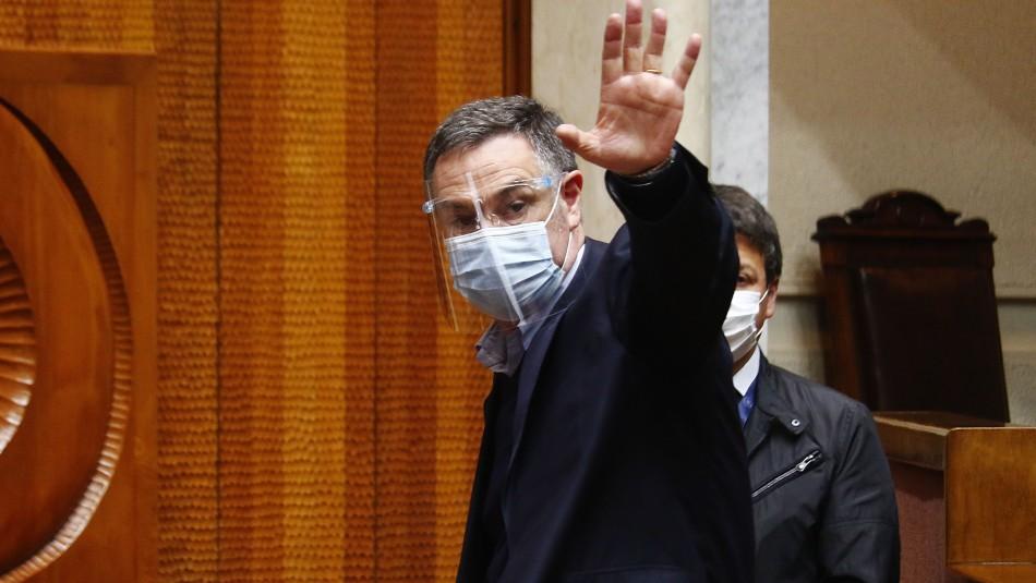 Ossandón apunta al segundo retiro de fondos AFP.