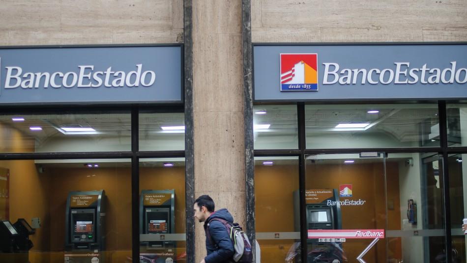 BancoEstado reconoce intermitencia en sus sistemas: