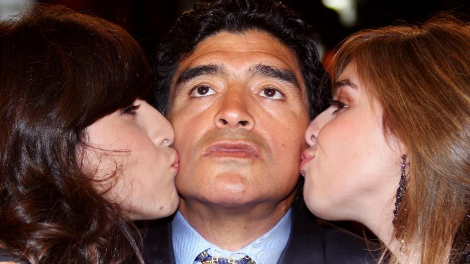 Hija de Maradona lo despide con emotivo recuerdo: