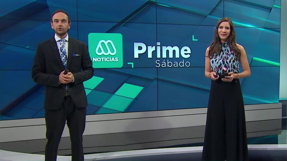 Meganoticias Prime - Sábado 28 de noviembre 2020