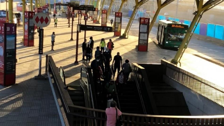 Intermodal Los Libertadores comenzó oficialmente sus operaciones: Conoce sus horarios