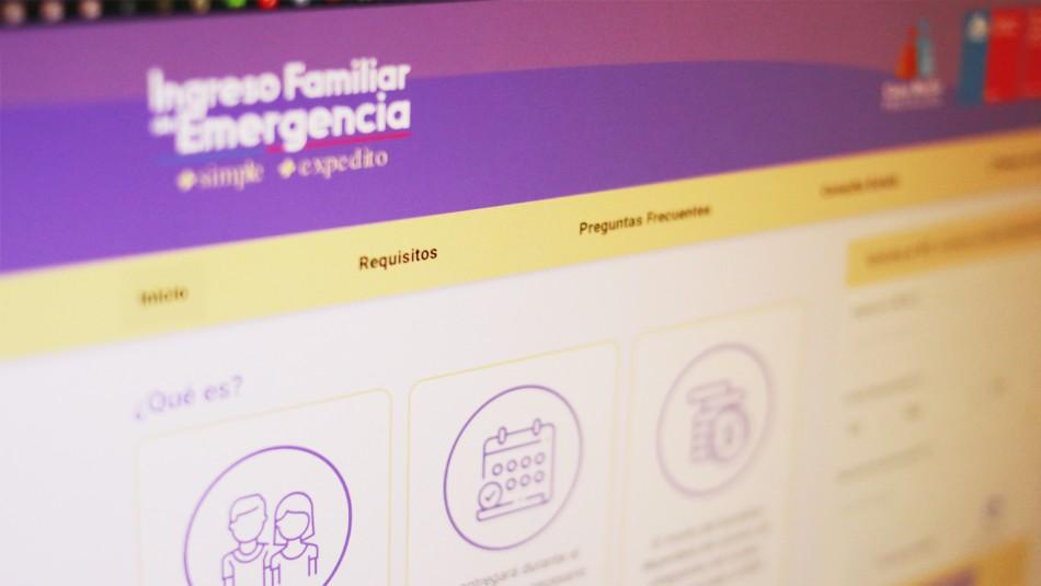 Ingreso Familiar de Emergencia por rebrote: ¿Desde cuándo se entregaría?