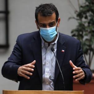 Ministro Delgado por manifestaciones: