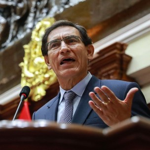 Expresidente peruano que fue destituido por presunta corrupción se postulará al parlamento
