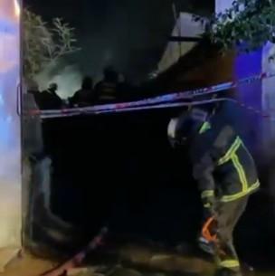 Hombre muere en incendio horas después de un asado familiar en Peñalolén