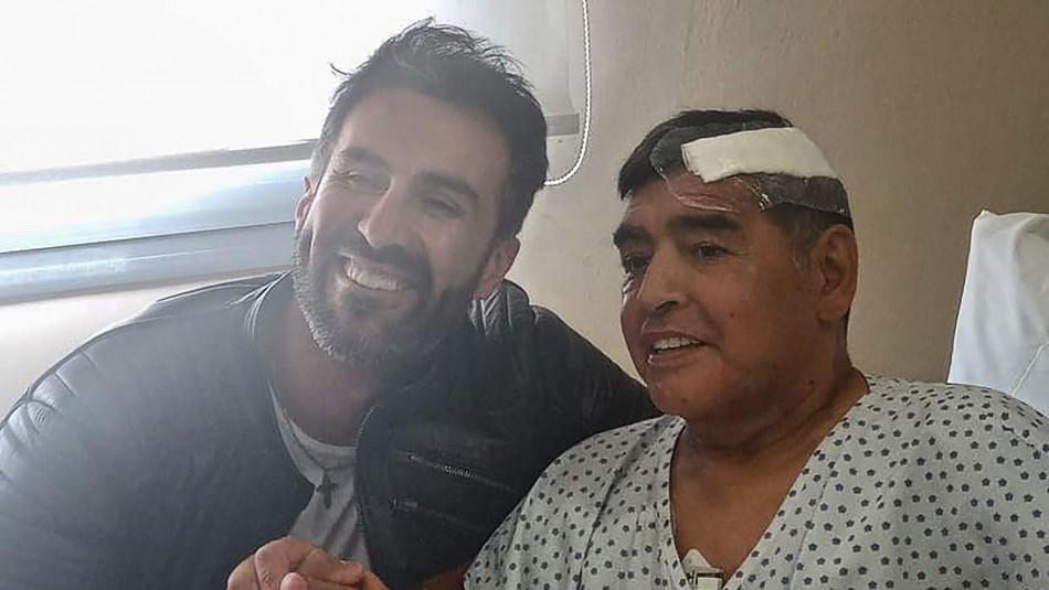 Médico de Maradona es imputado por