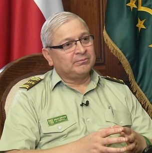 General Ricardo Yáñez en entrevista con Meganoticias: