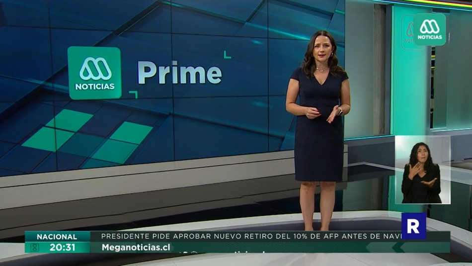 Meganoticias Prime - Domingo 29 de noviembre 2020