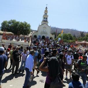 No habrá peregrinación al santuario de Lo Vásquez: Gobierno confirma suspensión