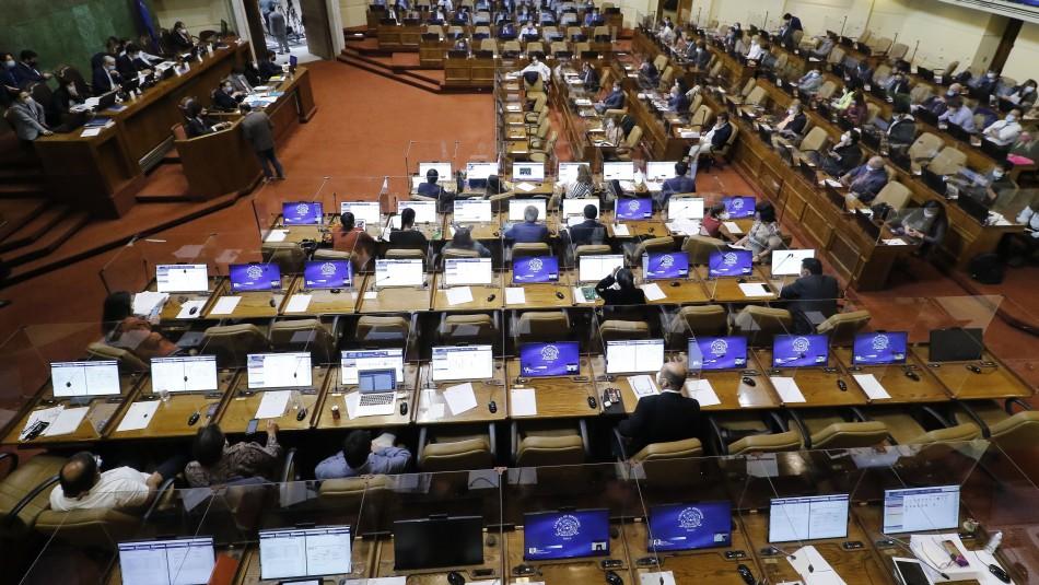 Retiro del 10%: Nueve diputados de Chile Vamos pidieron al Gobierno no cobrar impuestos