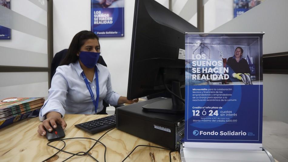 Municipalidad de La Granja crea Banco Popular: Irá en ayuda de mujeres dueñas de casa