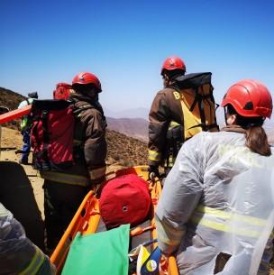 Encuentran con vida a mujer desaparecida en La Serena: Había sufrido accidente