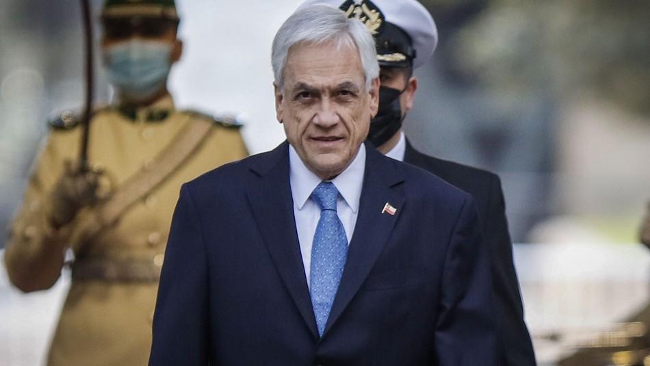 Piñera en foro internacional: