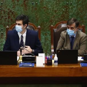 Cámara rechaza moción de censura contra la mesa encabezada por diputado Paulsen