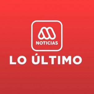 Tránsito suspendido en centro de Santiago por