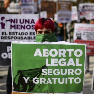 Proyecto de aborto legal inicia su debate parlamentario en Argentina