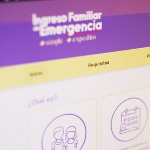 Séptimo pago del Ingreso Familiar de Emergencia: ¿Se puede hacer el trámite de solicitud?