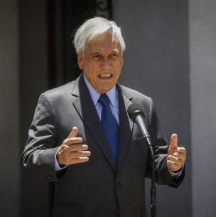 Presidente Piñera por vacunas contra el coronavirus en Chile: