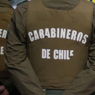 Carabinero es formalizado por tráfico de municiones tras operativo contra banda narco