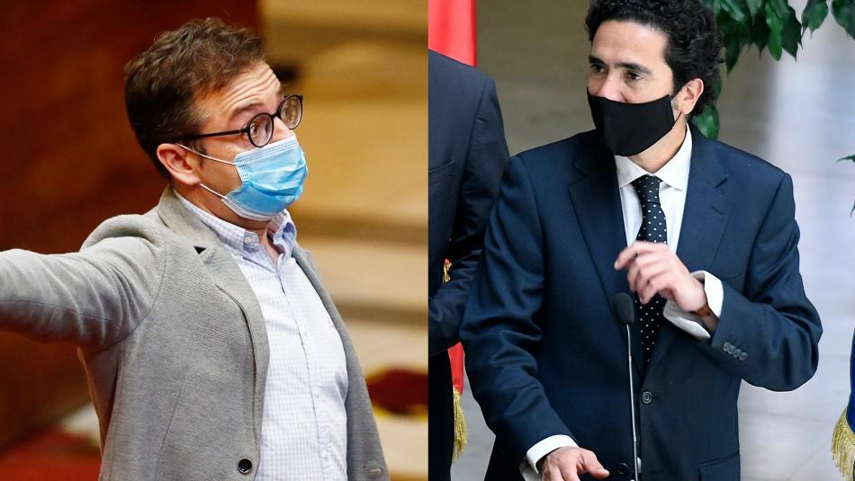 Diputados Silber y Durán rechazan reintegrar 10%: