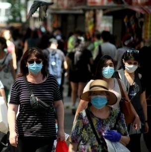 Relajo por el Covid-19: ¿Le perdimos el miedo a la pandemia?