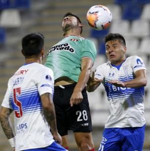 En dramático partido: La UC clasifica a cuartos de final de Sudamericana pese a derrota