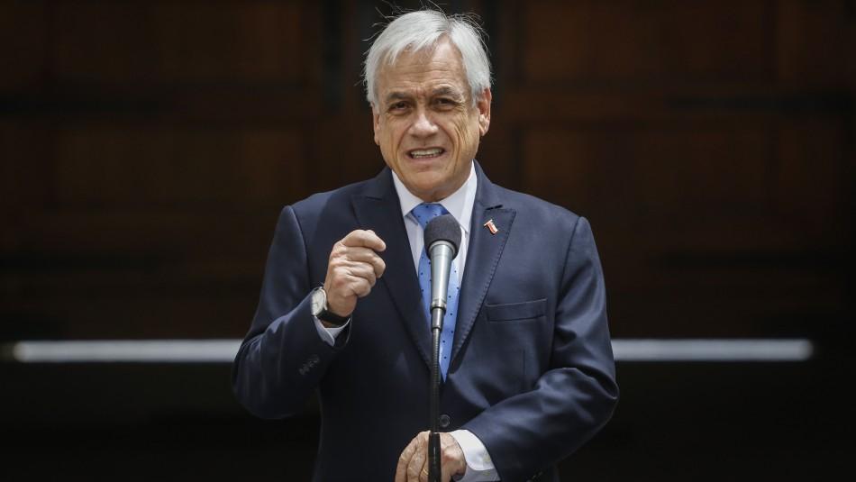 Piñera extiende hasta marzo el Estado de Catástrofe por la pandemia