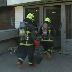 Emergencia en el Metro: Al menos tres personas lesionadas por derrame de sustancia corrosiva