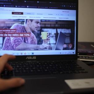 Retiro del 10%: AFP deberán crear aplicación web por orden de la Superintendencia