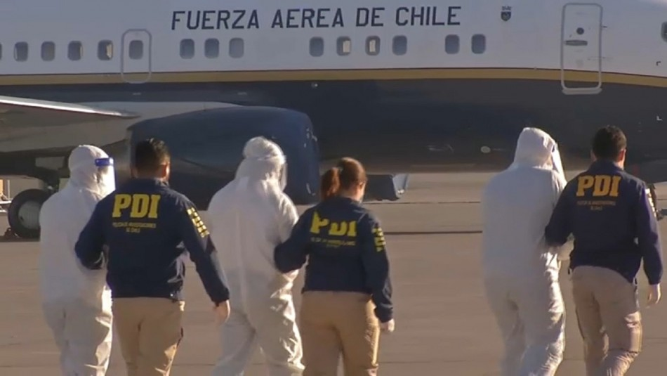 Expulsan del país a 143 extranjeros por delitos graves.