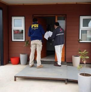 Detienen a 15 personas en dos moteles de Osorno durante fiscalizaciones en cuarentena