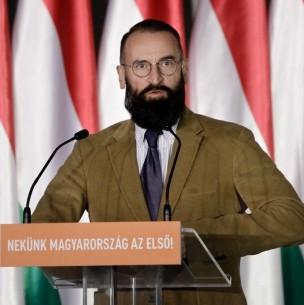 Eurodiputado ultraconservador y homófobo húngaro es detenido en orgía con 25 hombres