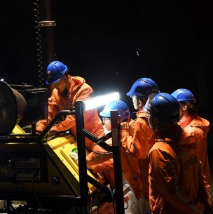 Al menos 18 mineros muertos por fuga de gas en China