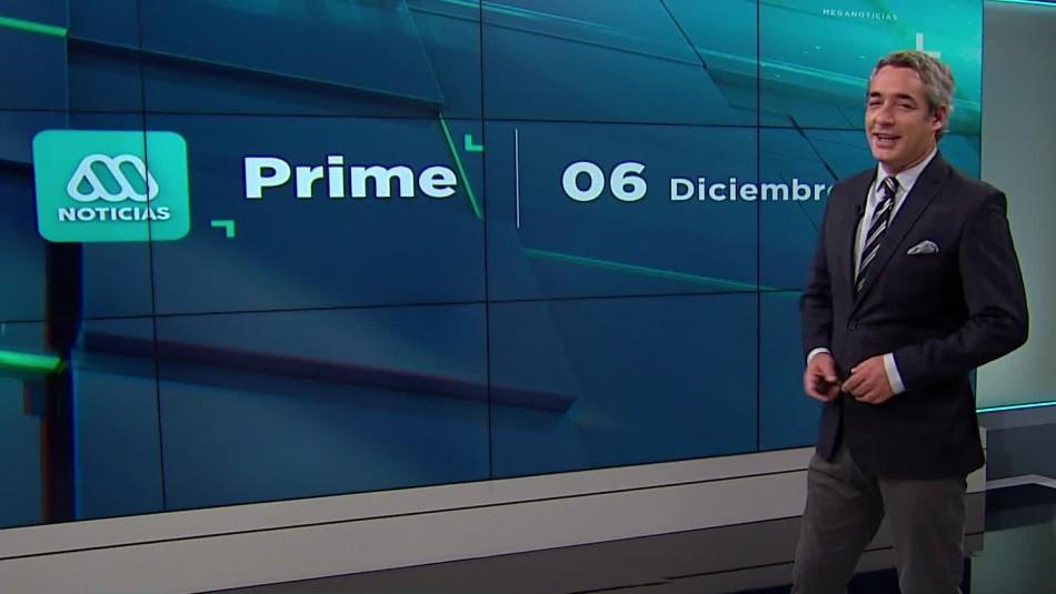 Meganoticias Prime - Domingo 06 de diciembre 2020