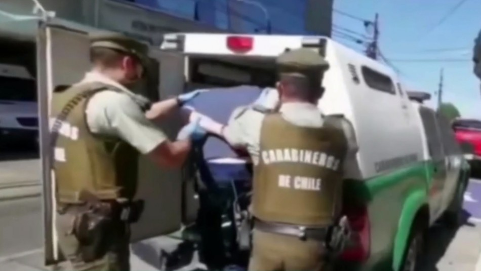 Niño de 7 años encerrado en bus: Formalizan a padre y dictan prohibición de acercarse a su hijo