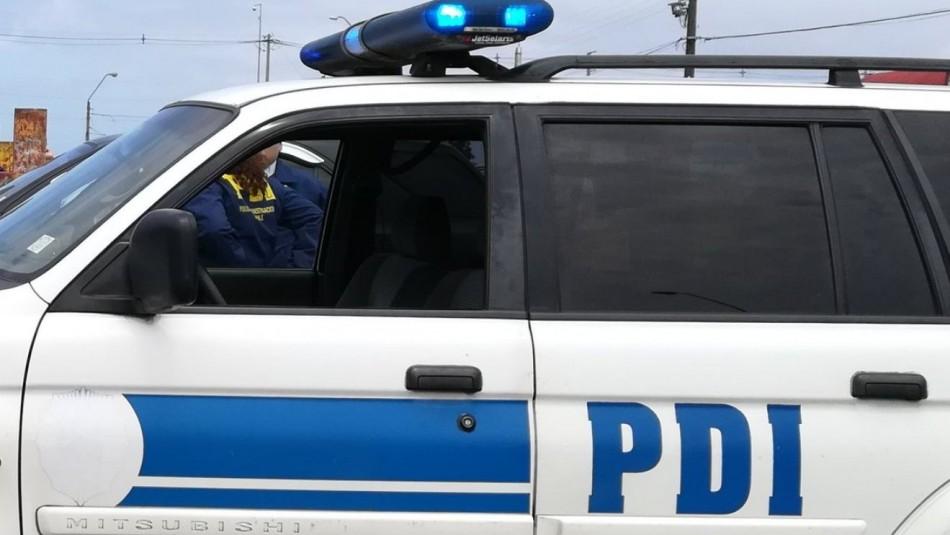 Se entregó a Carabineros: Detenido hombre que participó en doble homicidio ocurrido en El Tabo
