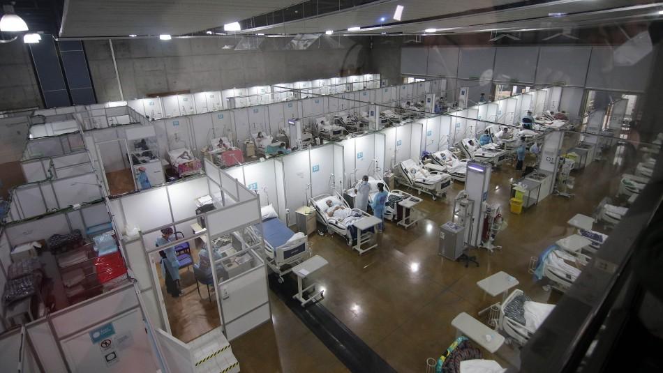 Espacio Riesco denuncia que Estado le debe $2.600 millones por arriendo de recinto en pandemia