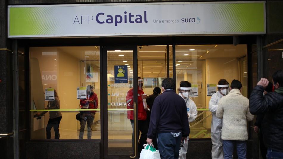 Segundo retiro de 10%: AFP Capital indica que primer pago podría estar antes de 10 días hábiles